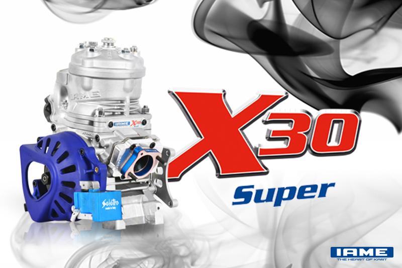 IAME KARTING | Insider News X30 Super